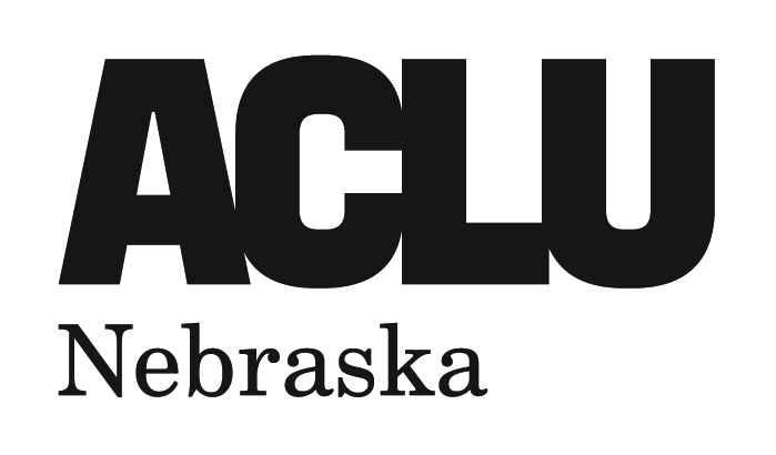 Black ACLU Logo