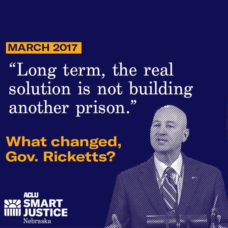 What's Changed Gov. Pete Ricketts