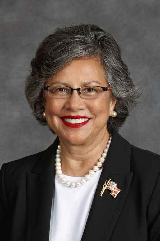 Senator Rita Sanders