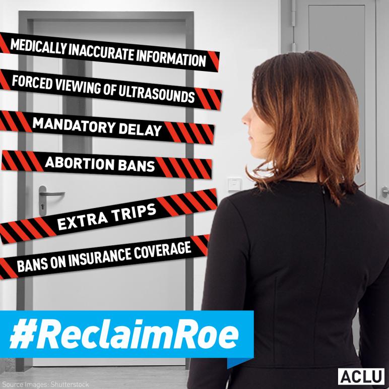 #ReclaimRoe at 43 image