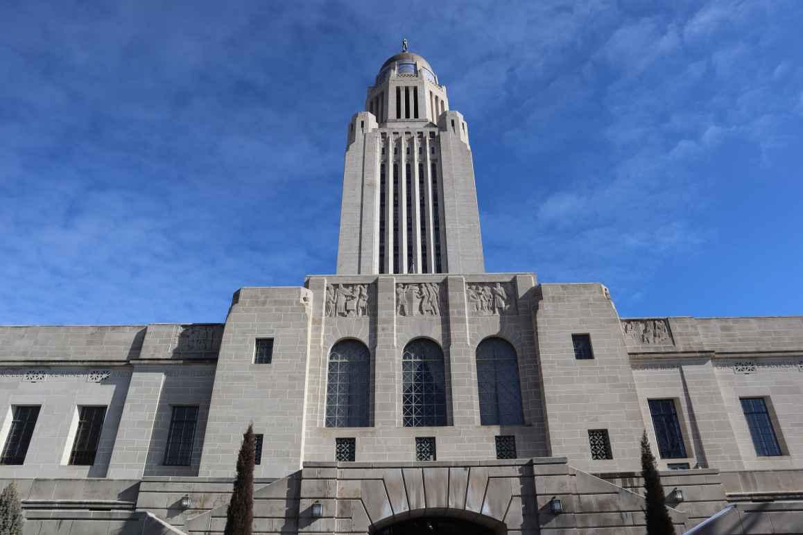 Nebraska State Capitol building