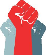 Illustration of Fists