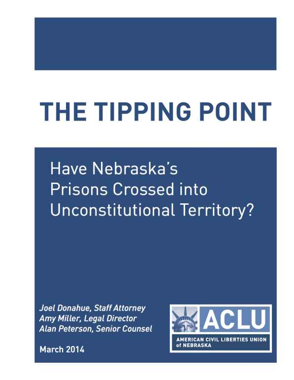 The Tipping Point Report Cover